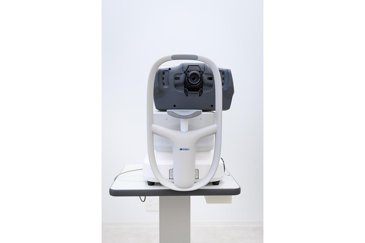 マルチファンクションレフケラトメーター(MR-6000)トーメー社